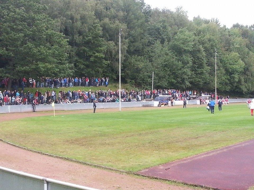 U19 FCS - FC Bayern 31.08.2014 1