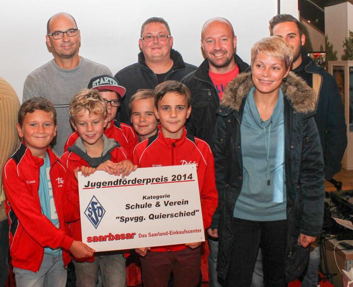 SFV Jugendförderpreis 2014 Saarbasar_Homepage