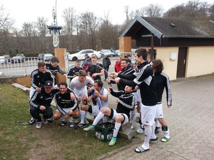 Erste gegen 1. FC Riegelsberg 21.03.2015 5