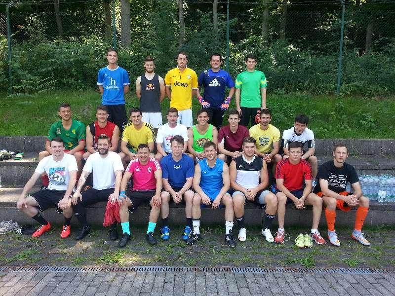 Trainingslager Erste 03. bis 05.07.2015 20