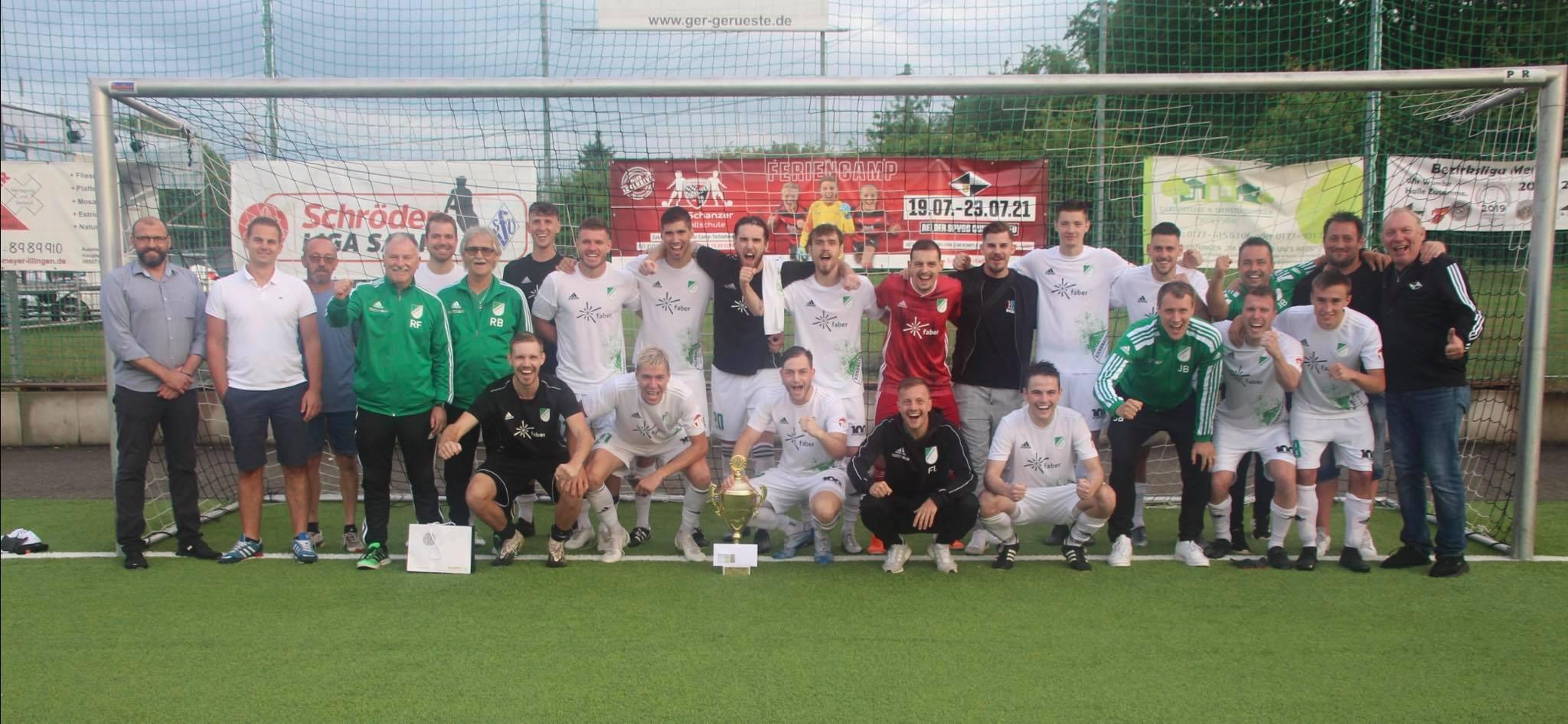 Sieger SV Auersmacher